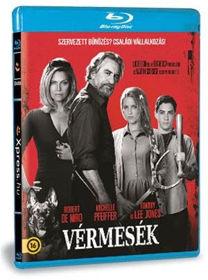Vérmesék (Blu-ray)