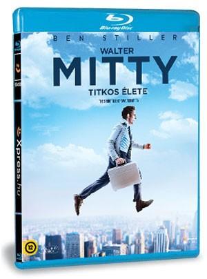 Walter Mitty titkos élete (Blu-ray)