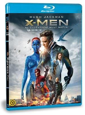 X-Men - Az eljövendő múlt napjai (Blu-ray)