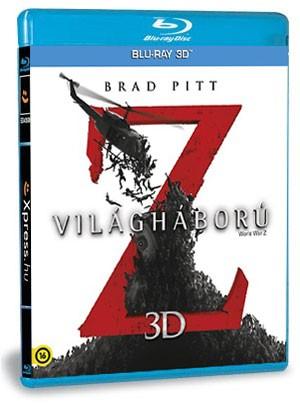 Z világháború (BD3D) (Blu-ray)