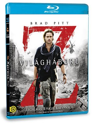 Z világháború (Blu-ray)