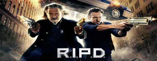 R.I.P.D. - Szellemzsaruk (Blu-ray)