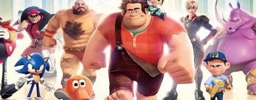 Rontó Ralph (Blu-ray) 3D
