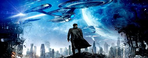 Sötétségben - Star Trek (Blu-ray)
