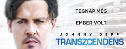 Transzcendens (Blu-ray)