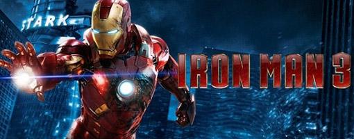 Iron Man - Vasember 3. (BD3D+BD) (Blu-ray)