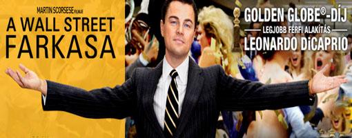 A Wall Street farkasa (Blu-ray) 3D